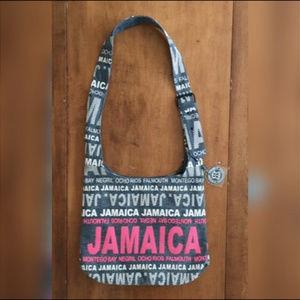 nwt ROBIN RUTH JAMAICA CROSSBODY TOTE BAG PURSE L